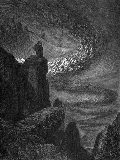 Gustave Dore  Gates of hell