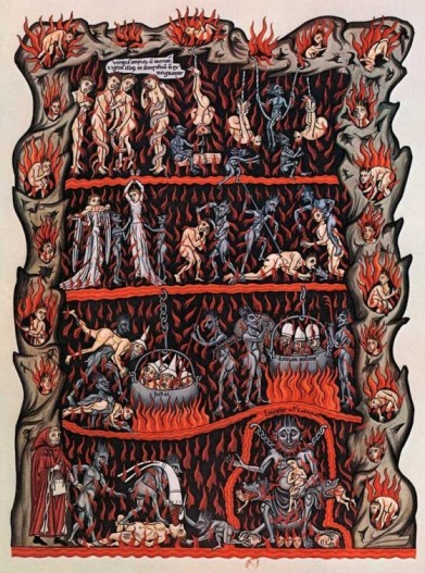 Hell Painting